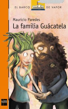 portada La Familia Guácatela