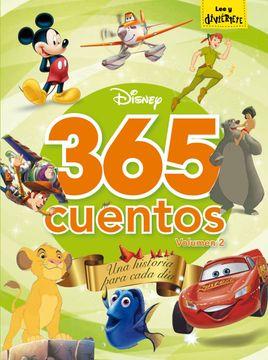 portada 365 Cuentos. Una Historia Para Cada Día. Vol. 2 (Disney. Otras Propiedades)