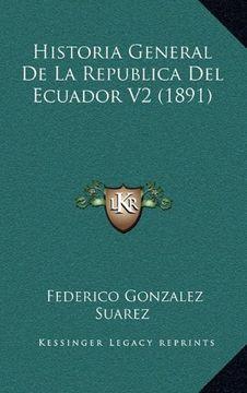Historia de la República del Ecuador