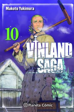 portada Vinland Saga 10