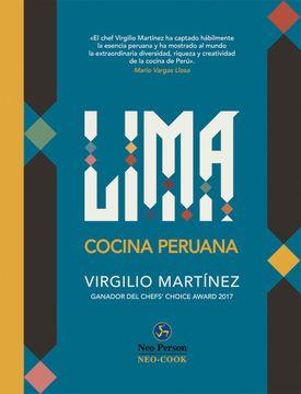 portada Lima: Cocina Peruana