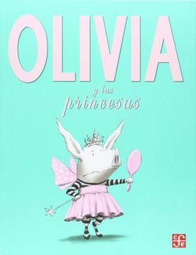 portada Olivia y las Princesas