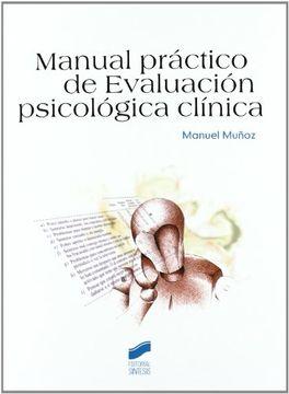 portada Manual Práctico de Evaluación, Psicológica Clínica