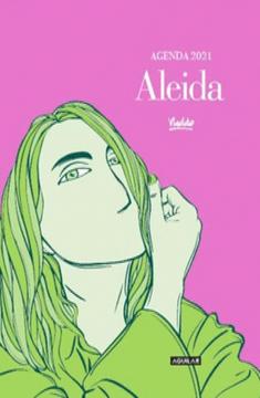 portada Agenda 2021 Aleida Fucsia