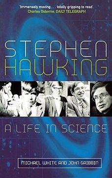 portada Stephen Hawking: A Life in Science (libro en Inglés)