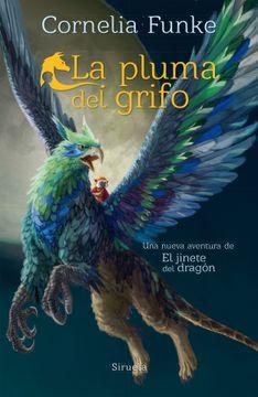 portada El Jinete del Dragón y la Pluma del Grifo