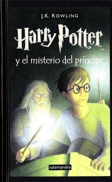 portada Harry Potter y el Misterio del Principe