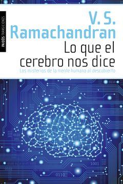 portada Lo que el Cerebro nos Dice: Los Misterios de la Mente Humana al Descubierto