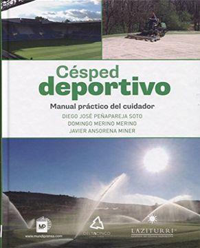 portada Cesped Deportivo Manual Practico del Cuidador