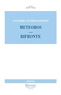 portada Meteoros - Bifronte (Poesia 303)