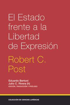 portada El Estado Frente a la Libertad de Expresión