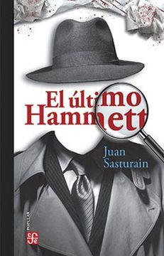 portada El Último Hammett (libro en Aleman)