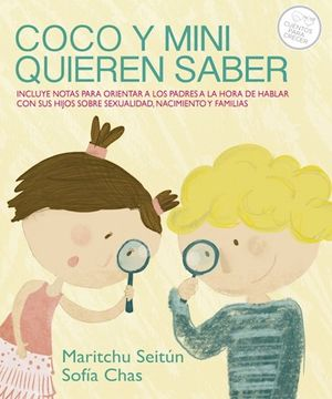 portada Coco y Mini Quieren Saber