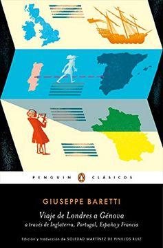 portada Viaje de Londres a Génova a Través de Inglaterra, Portugal, España y Francia (Penguin Clásicos)