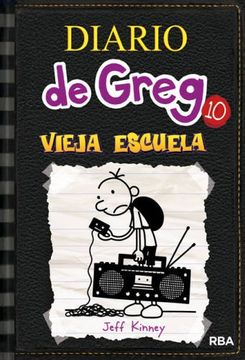 portada Diario de Greg 10: Vieja Escuela
