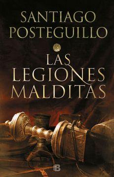 portada Africanus 2. Las Legiones Malditas