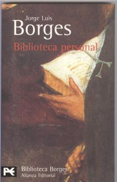 portada Biblioteca Personal (el Libro de Bolsillo - Bibliotecas de Autor - Biblioteca Borges)