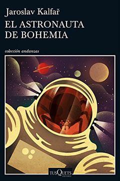 portada Astronauta de Bohemia, el