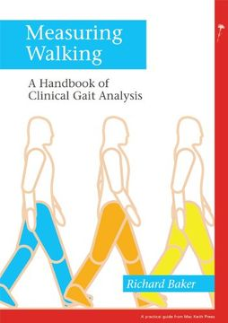 portada Measuring Walking (Practical Guide from Mac Keith Press)