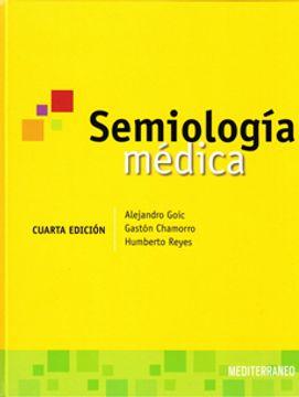 portada Semiología Médica