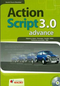 portada Action Script 3. 0 Advance con cd Edicion 2010