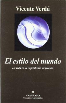 portada El Estilo del Mundo (Spanish Edition)