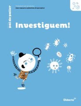 portada Investiguem! Quadern de Treball (Pal de Paller) (libro en Catalán)