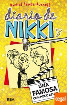 portada Diario de Nikki 7: Una Famosa con Poco Estilo