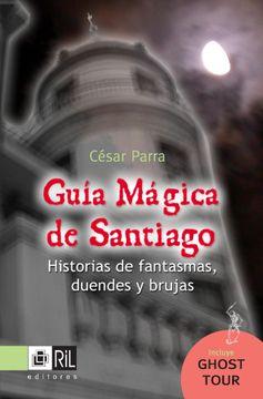 portada Guia Magica de Santiago