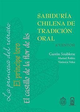 portada Sabiduria Chilena de Tradicion Oral (Cuentos)
