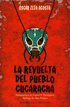 portada La Revuelta del Pueblo Cucaracha