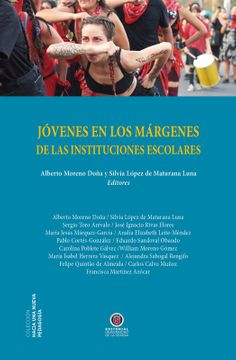 portada Jóvenes en los Márgenes de las Instituciones Escolares