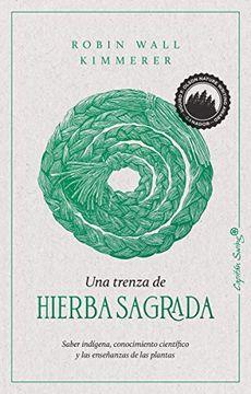 portada Una Trenza de Hierba Sagrada [Próxima Aparición]