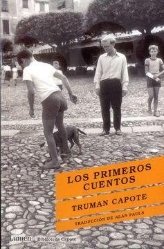 portada Los Primeros Cuentos – Truman Capote