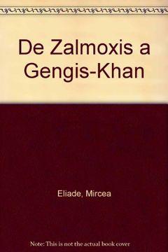 portada De Zalmoxis a Gengis-Kahn