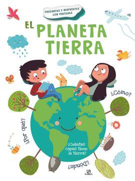 portada El Planeta Tierra (Preguntas y Respuestas con Ventanas)