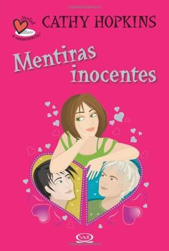 portada 1 - Mentiras Inocentes -¿ Verdad o Consecuencia? (Verdad o Consecuencia? (libro en inglés)