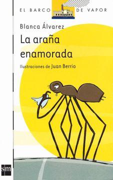 portada La Araña Enamorada