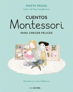 portada Cuentos Montessori Para Crecer Felices