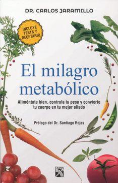 portada Milagro Metabolico, el