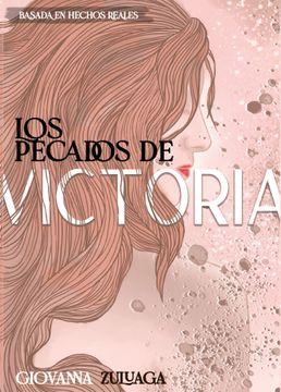portada Los Pecados de Victoria (Tercera Edición)