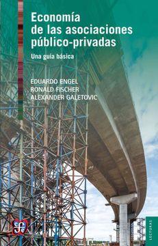 portada Economía de las Asociaciones Público-Privadas. Una Guía Básica