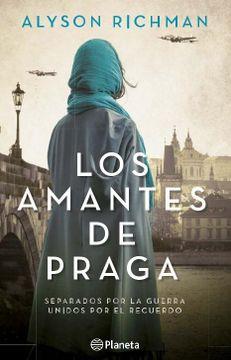 portada Los Amantes de Praga