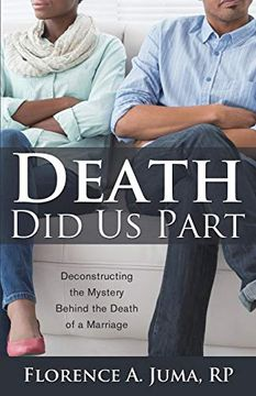 portada Death did us Part: Deconstructing the Mystery Behind the Death of a Marriage (libro en inglés)