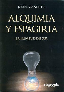 portada Alquimia y Espagiria: La Plenitud del ser