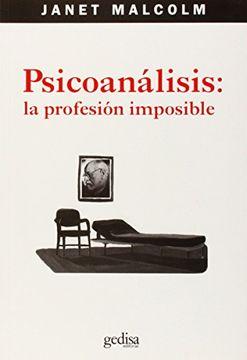 portada Psicoanálisis: la profesión imposible