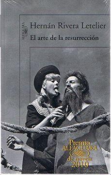 portada El Arte de la Resurreccion