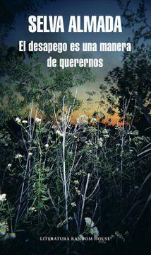portada El Desapego es una Manera de Querernos (Mapa de las Lenguas)