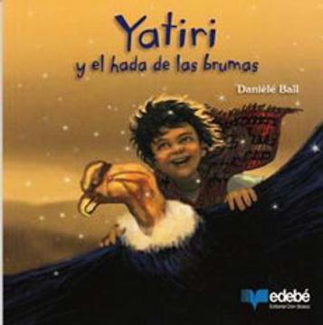 portada Yatiri y el Hada de las Brumas