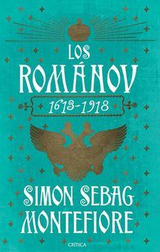 portada Los Romanov
